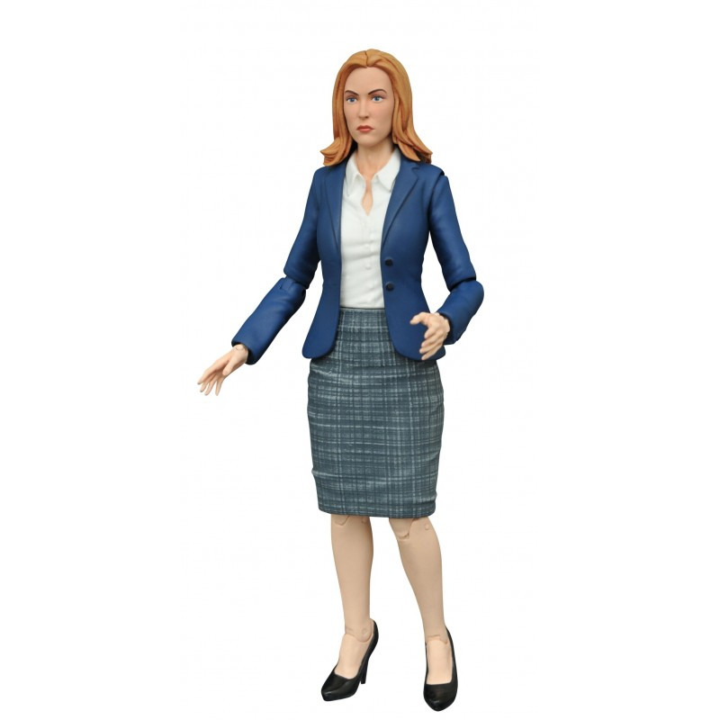 Action Figure The X-Files 2016 Select Dana Scully 17 cm