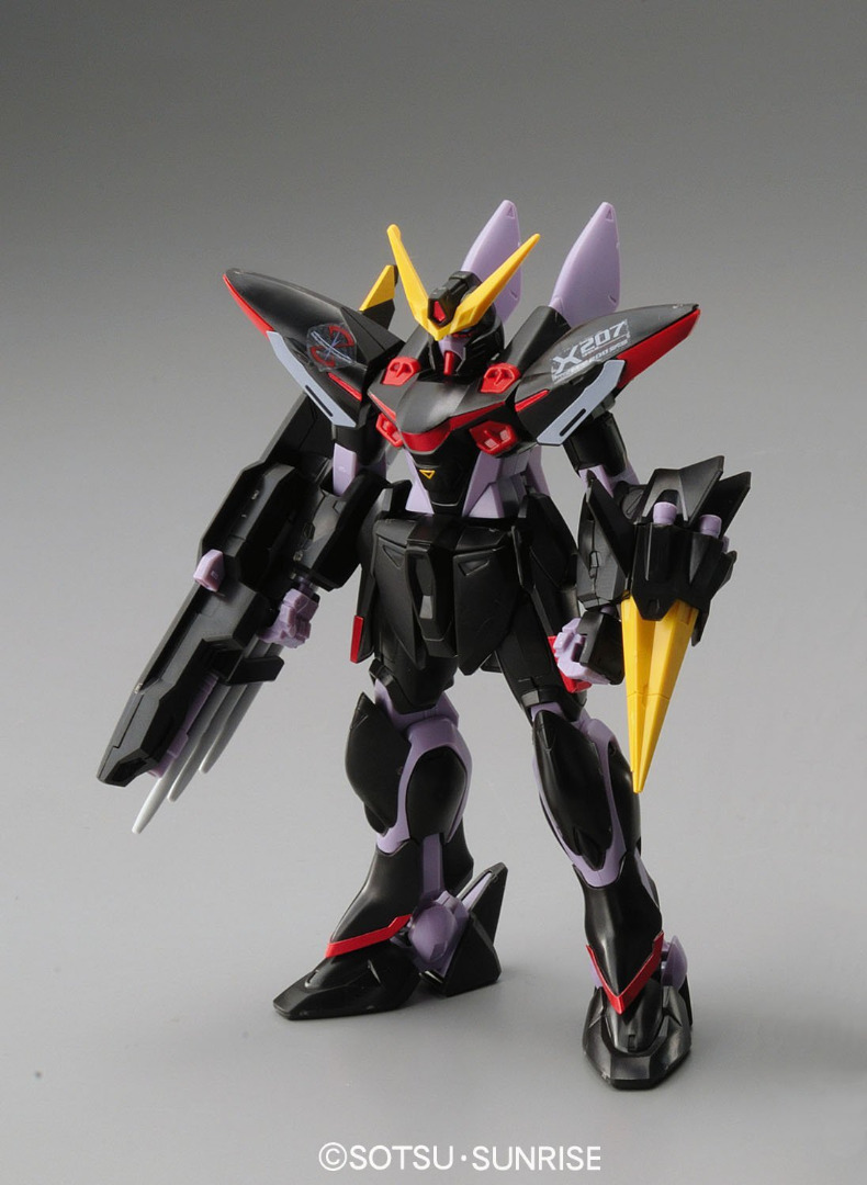 HG High Grade GUNDAM Model Kit BLITZ R04 1/144