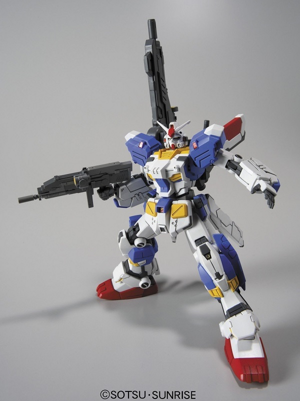 HGUC High Grade GUNDAM Model Kit 7TH RX-78-3 FULL ARMOR 1/144