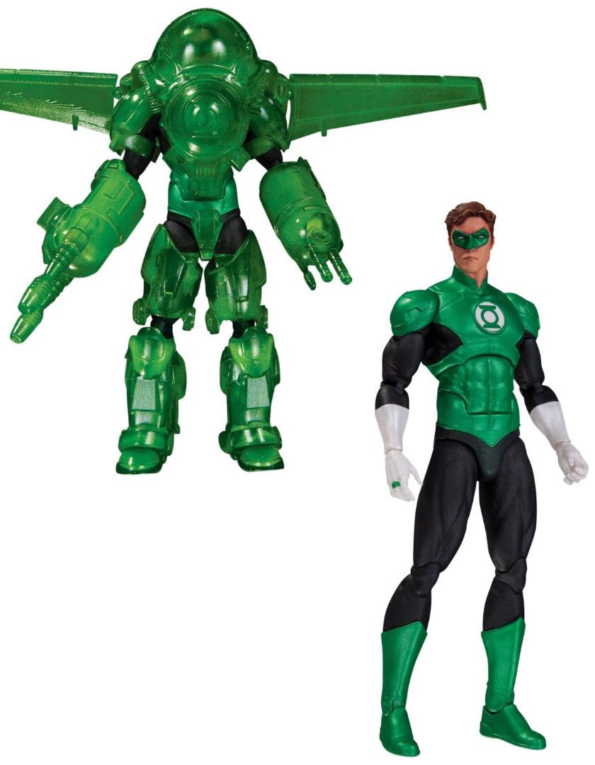 Action Figure DC Comics Icons Deluxe Green Lantern Hal Jordan (Dark Days)