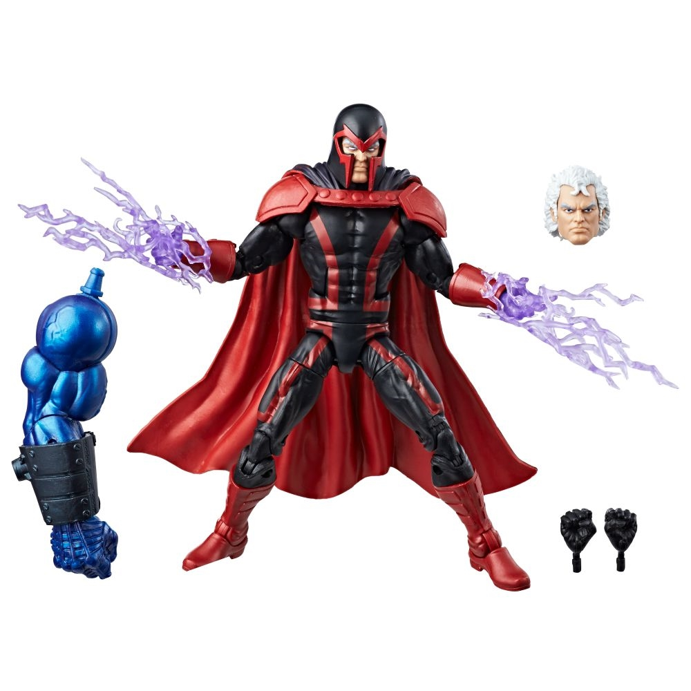 Action Figure Marvel Legends Séries Magneto 15 cm