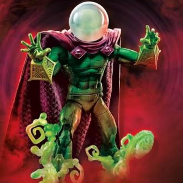 Action Figure Marvel Legends Séries Mysterio 15 cm