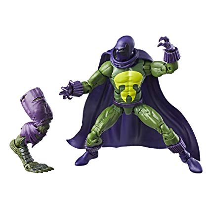Action Figure Marvel Legends Séries Prowler