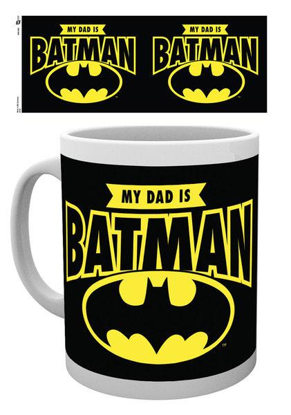 Caneca DC Comics My Dad Is Batman