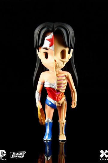 DC Comics XXRAY Figure Wave 1 Wonder Woman 10 cm