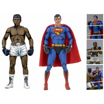 DC Comics - Superman vs Muhammad Ali Action Figure 2-Pack 18 cm