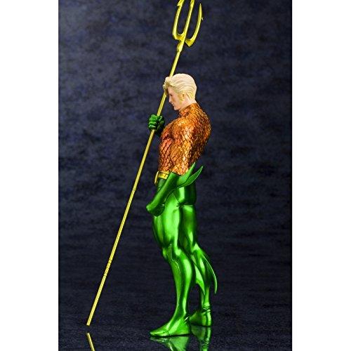 Estátua DC COMICS ARTFX+ Series Aquaman (New 52) 20 cm