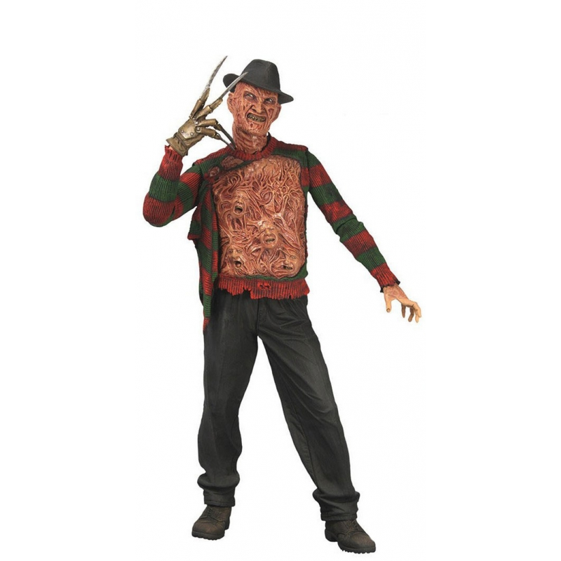 Action Figure Nightmare on Elm Street Part 3 Ultimate Freddy Dream Warriors