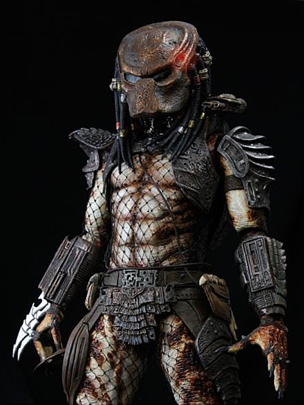 Action Figure Predator - City Hunter 1/4th Scale with LED Lights 51 cm