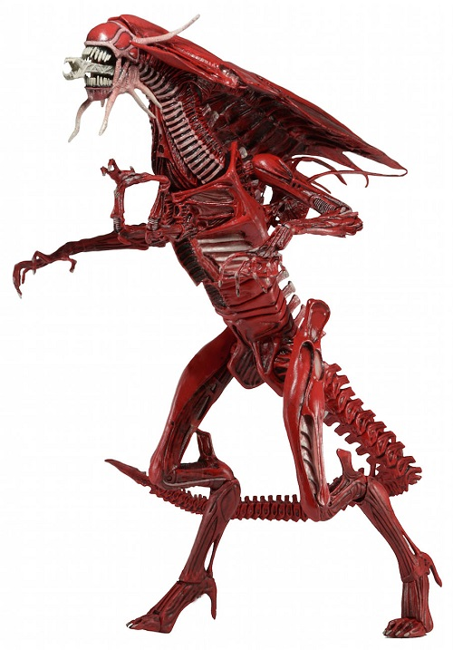 Action Figure Aliens Ultra Deluxe Genocide Red Queen 38-75 cm