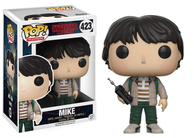 Funko POP! Television - Stranger Things Mike Vinyl Figure 10 cm