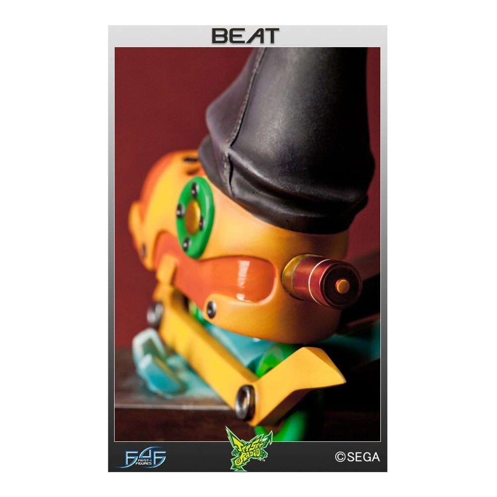 Estátua Sega All Stars: Jet Set Radio's Beat Limited Edition 36 cm