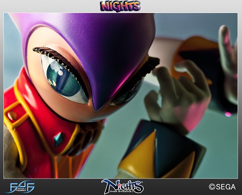 Estátua Sega All Stars: NiGHTS Regular Limited Edition 32 cm