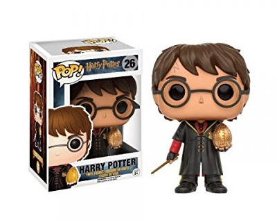 Funko POP! Movies Harry Potter Triwizard with Egg Limited Edition 10 cm