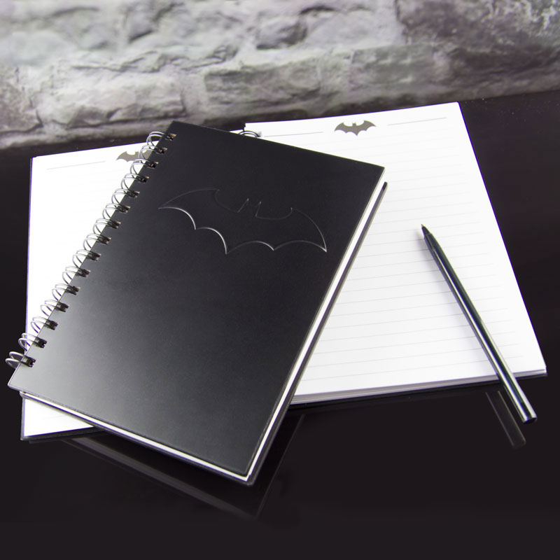 Batman Notebook A5 Logo