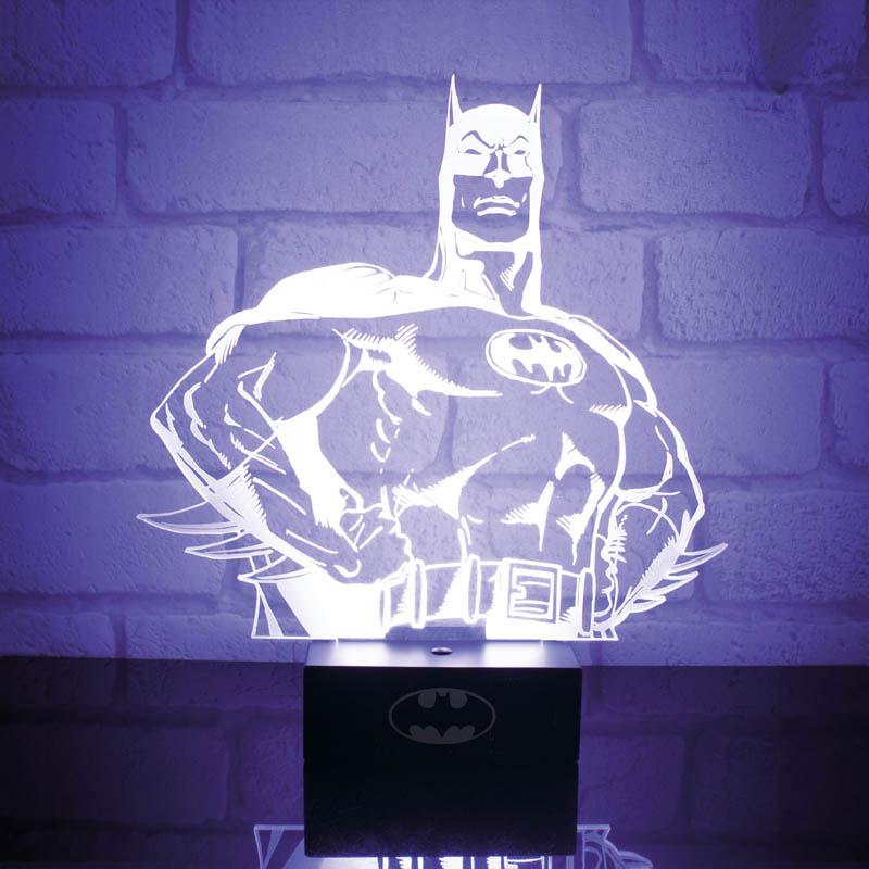 DC Comics LED Light Batman 24 cm
