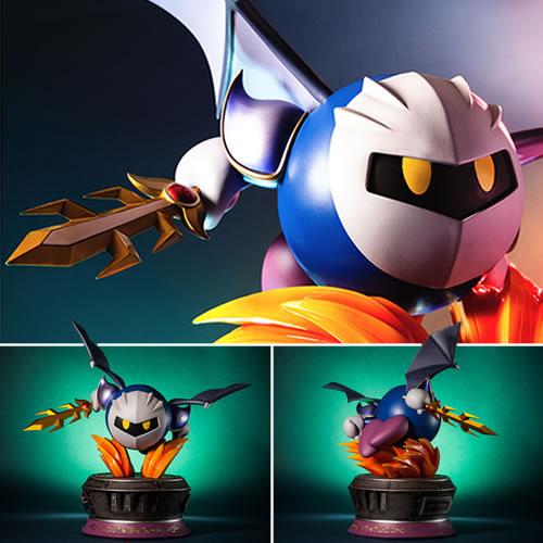 Estátua Kirby: Meta Knight - Regular Limited Edition 41 cm