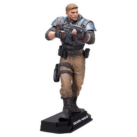Action Figure Gears of War 4 Color Tops  JD Fenix 18 cm
