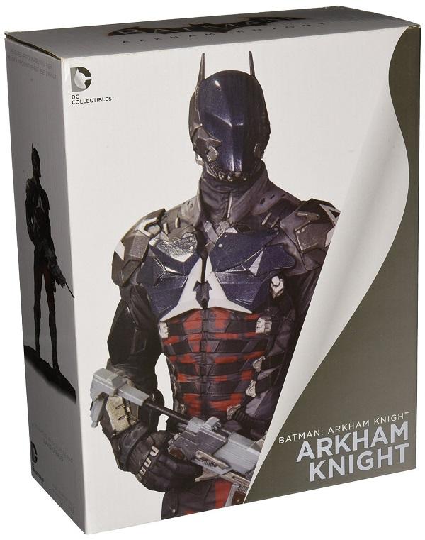 Estátua Batman Arkham Knight Arkham Knight 27 cm