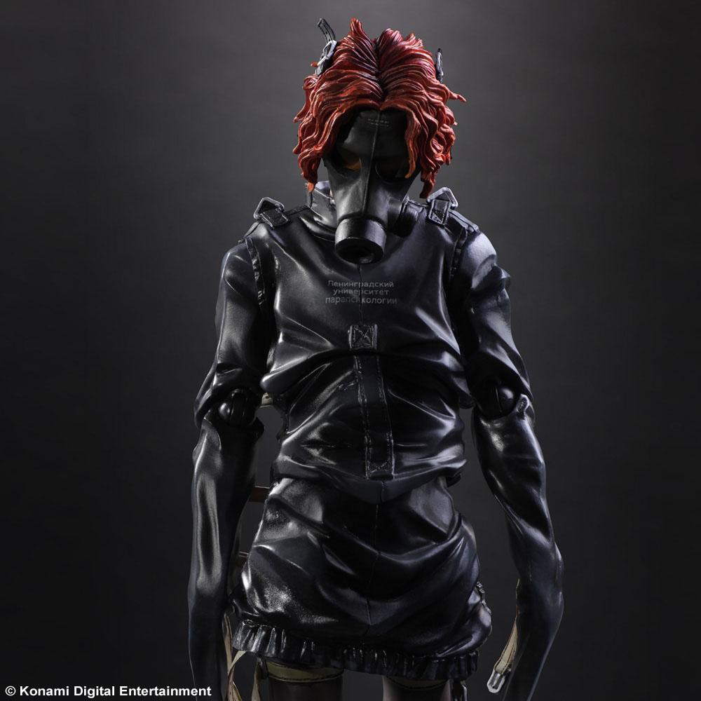 Action Figure Metal Gear Solid V The Phantom Pain Play Arts Tretij Rebeno