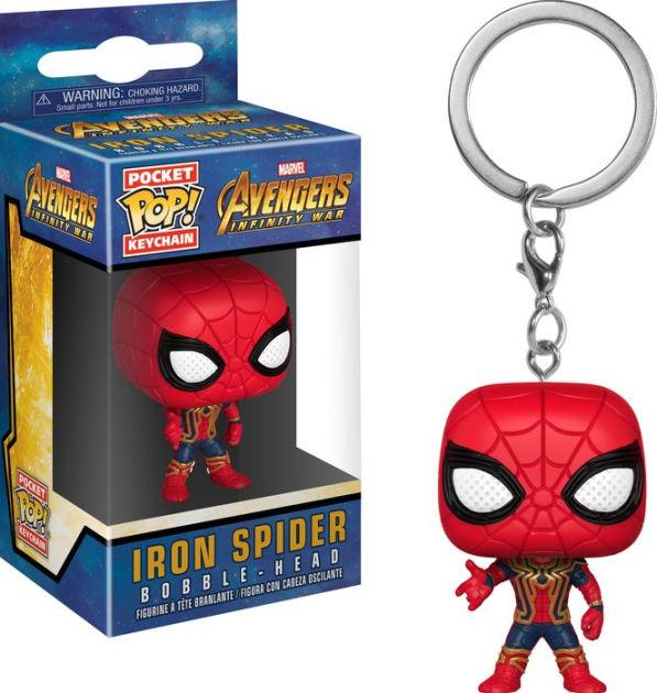 Pocket Pop Keychain Marvel: Avengers Infinity War - Iron Spider