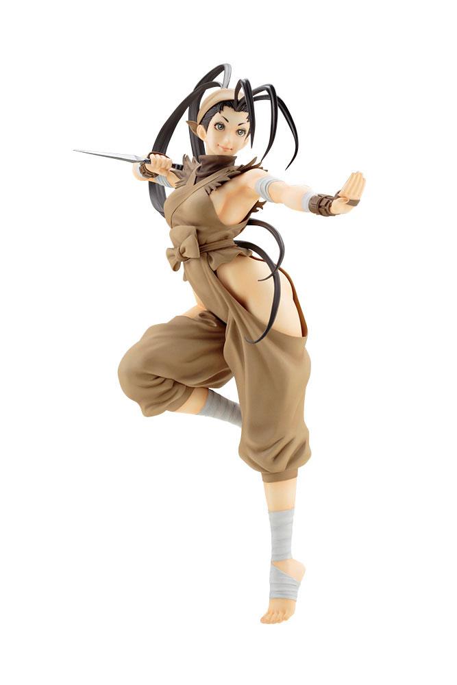Estátua PVC Street Fighter Bishoujo 1/7 Ibuki 25 cm