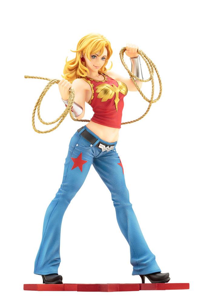 Estátua PVC DC Comics Bishoujo 1/7 Wonder Girl 22 cm