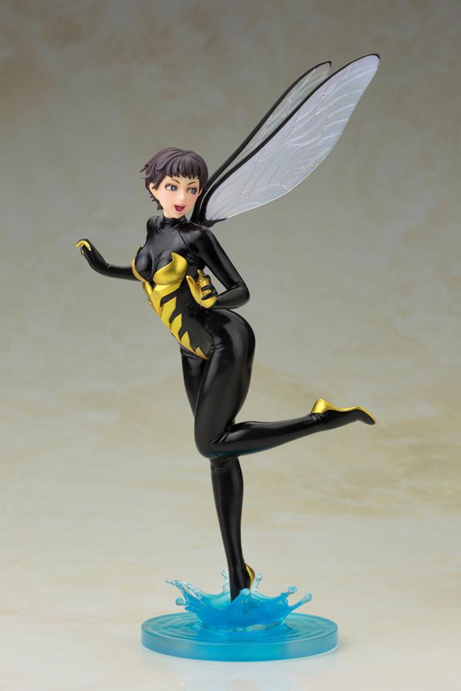 Estátua PVC Marvel Bishoujo 1/7 Wasp 27 cm