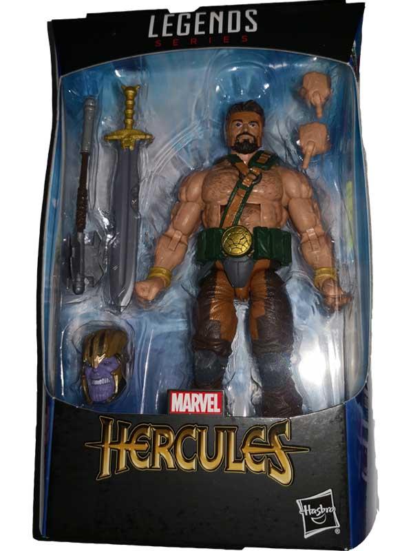 Action Figure Marvel Legends Séries - Hercules 15 cm