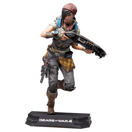 Gears of War 4 Color Tops Action Figure Kait Diaz 18 cm