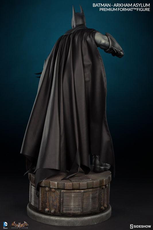 Estátua BATMAN ARKHAM ASYLUM PREMium Format Limited Edition 63 cm