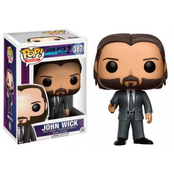 Funko POP! Movies John Wick 2  Keanu Reeves as John Wick Vinyl Figure 10 cm