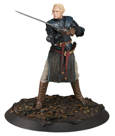 Estátua Game of Thrones Brienne of Tarth Limited Edition 33 cm