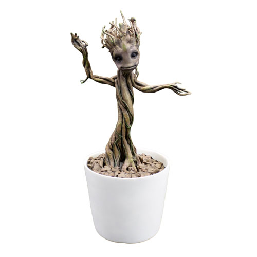 Guardians of the Galaxy Shakems Bobble-Figure Dancing Groot 1:1 Scale