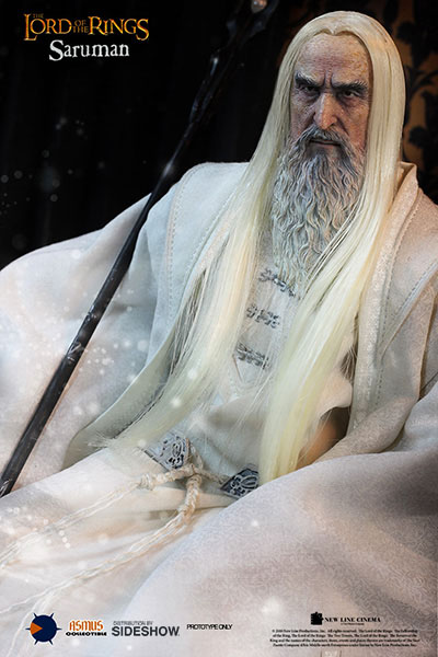 Action Figure Lord of the Rings 1/6 Saruman 30 cm