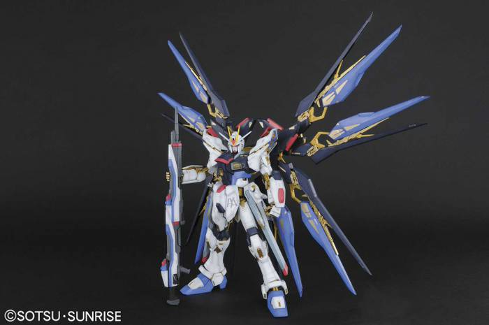 PG GUNDAM STRIKE FREEDOM 1/60