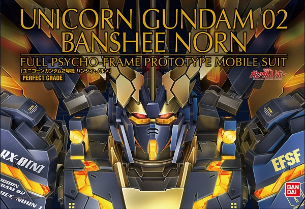 PG GUNDAM UNICORN RX-0 BANSHEE NORN 1/60