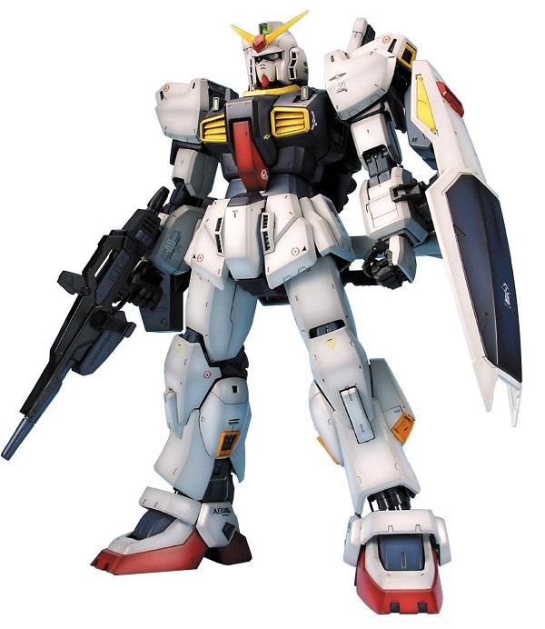 PG GUNDAM RX-178 MK II AEUG WHITE 1/60