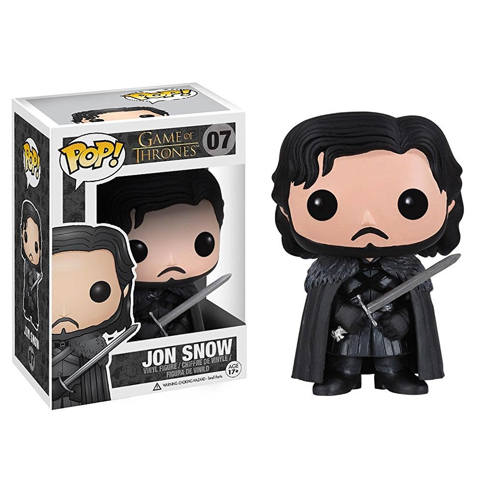 Funko POP! - Game Of Thrones - Jon Snow Vinyl Figure 10 cm