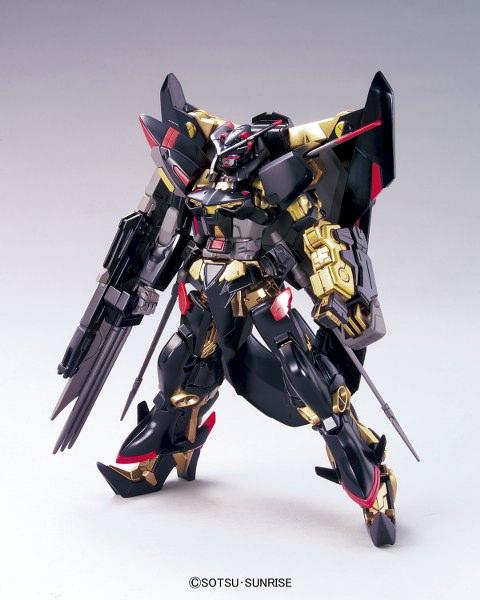 HG High Grade GUNDAM ASTRAY GOLD FRAME AMATSU 1/144