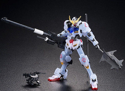 HG GUNDAM BARBATOS CLEAR VER 1/144