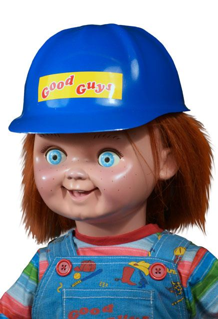 Child's Play 2 Replica 1/1 Good Guys Helmet