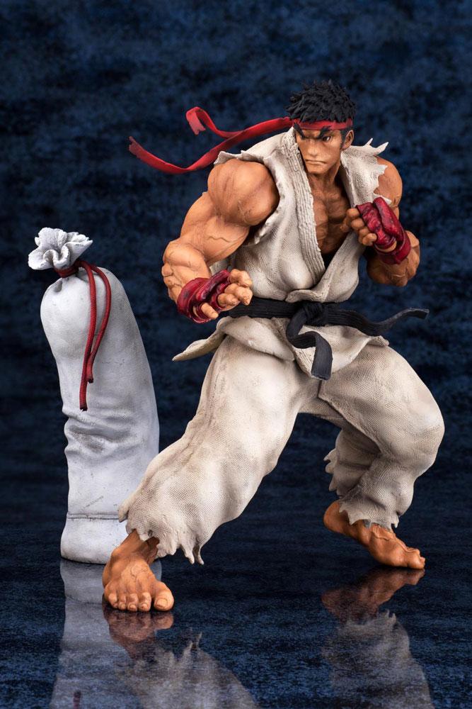 Estátua PVC Street Fighter III 3rd Strike Fighters 1/8 Legendary Ryu 21 cm