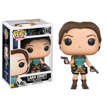 Funko POP! Games - Tomb Raider Lara Croft Vinyl Figure 10 cm