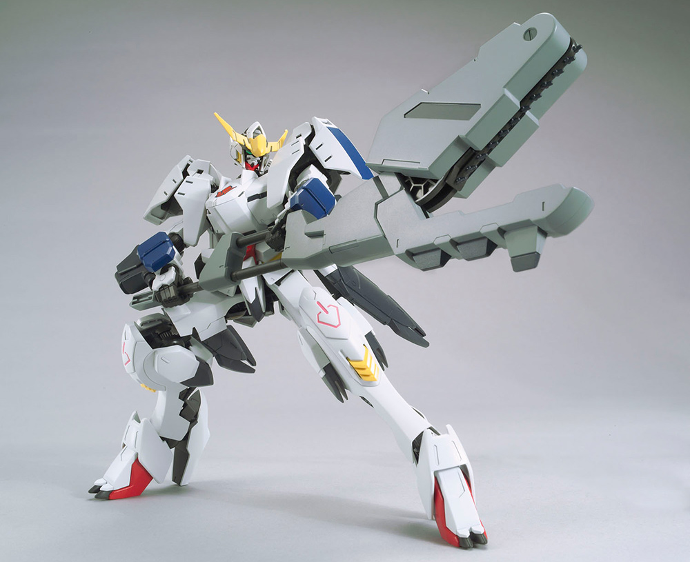 ORPHANS GUNDAM BARBATOS 6TH FORM 1/100
