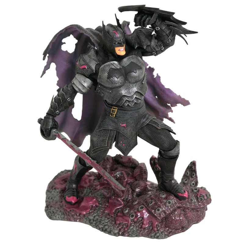 Dark Nights Metal DC Comic Gallery PVC Statue Batman 23 cm