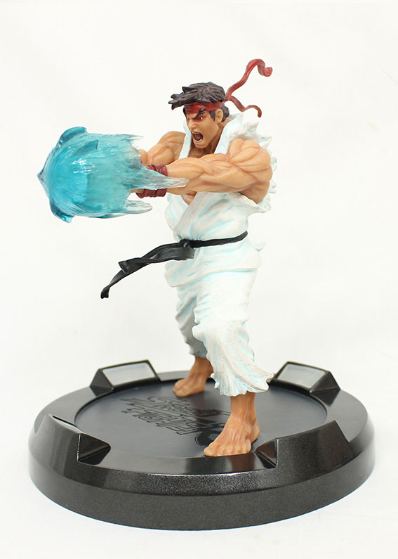 Estátua Street Fighter V Ryu 26 cm