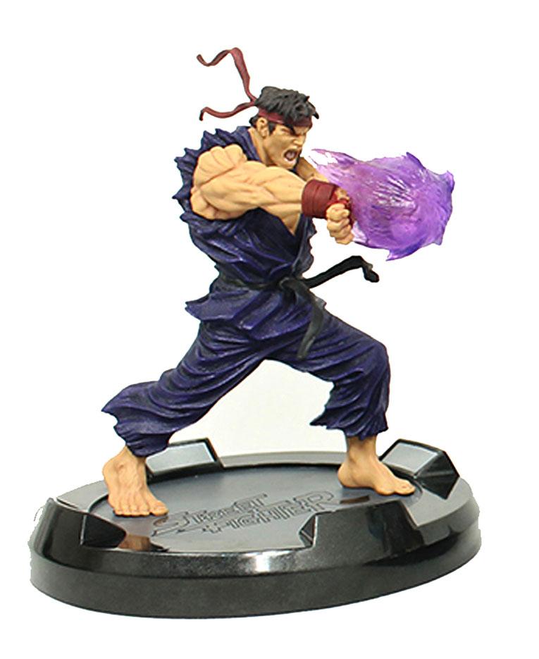 Estátua Street Fighter V Evil Ryu 26 cm
