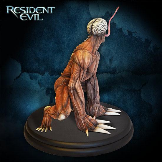 Estátua Resident Evil 1/4 Licker Limited Edition 38 cm