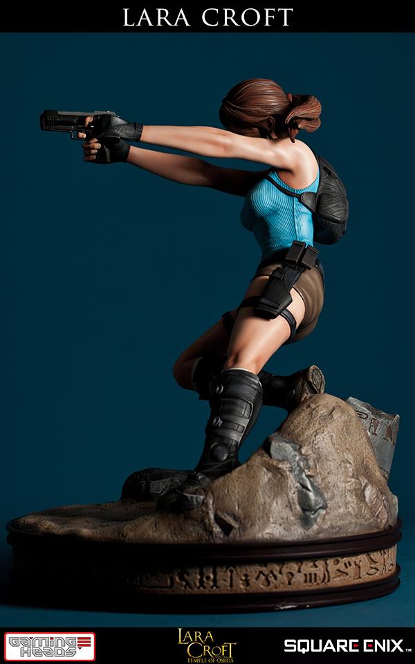 Estátua Tomb Raider: Temple of Osiris LaraCroft 1:4 Statue Limited Edition